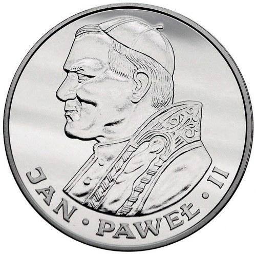 200 złotych 1986, Szwajcaria, Jan Paweł II, Parchimowic...