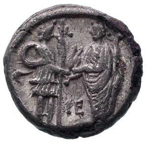 Hadrian 117-138, Aleksandria, tetradrachma bilonowa 130...