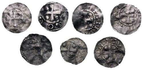 cesarz Otto III 983-1002 i król Henryk II 1002-1024, de...