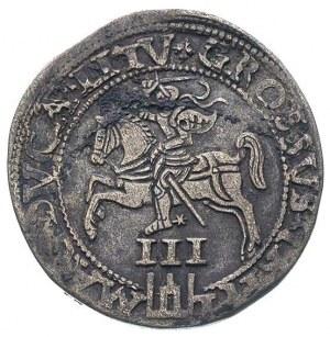 trojak ze słabego srebra 1562, Wilno, Ivanauskas 610:92...