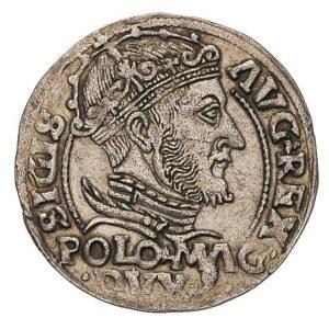 grosz na stopę polską 1548, Wilno, Ivanauskas 560:82, ł...