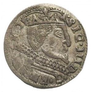 naśladownictwo z epoki trojaka koronnego z datą (15)98,...