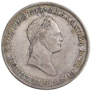 5 złotych 1829, Warszawa, Plage 37, Bitkin 985, ładny e...
