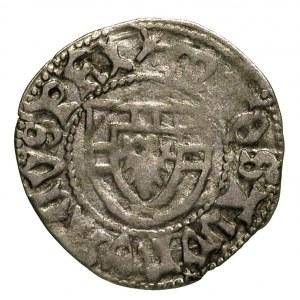 Ludwik von Erlichshausen 1450-1467, szeląg, Królewiec, ...