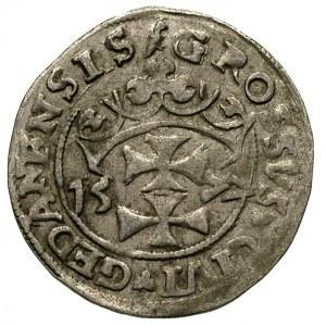 grosz oblężniczy 1577, Gdańsk, moneta autorstwa W. Tall...