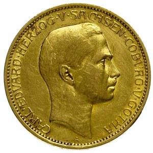 Karol Edward 1900-1918, 10 marek 1905 / A, Berlin, J. 2...