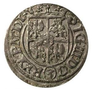 półtorak 1620, Ryga, odmiana bez liska, Gerbaszewski 3....