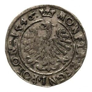grosz 1546, Kraków