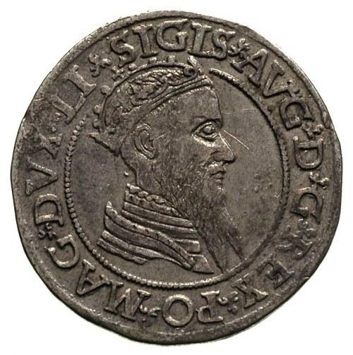 czworak 1568, Wilno, napisy LI / LITV, Ivanauskas 665:9...