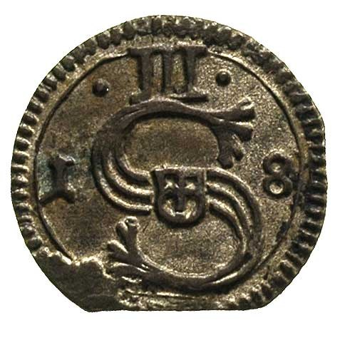 trzeciak 1618, Kraków, T. 3, moneta z końca blachy, ale...
