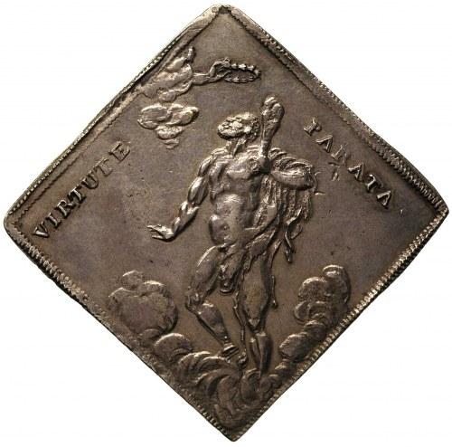 klipa strzelecka talara 1699, Drezno, Schnee 993, Dav. ...