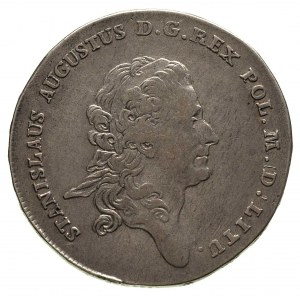 talar 1773, Warszawa, rzadsza odmiana z napisem LITU, P...