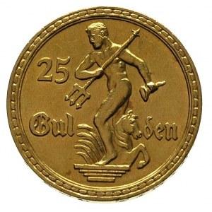 25 guldenów 1930, Berlin, Posąg Neptuna, Parchimowicz 7...