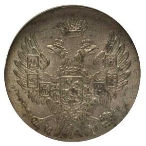 5 groszy 1840, Warszawa, Plage 140. Bitkin 1192, bardzo...