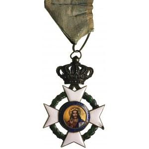 Order Zbawiciela krzyż wielki typ II (2 poł. XIX wieku)...