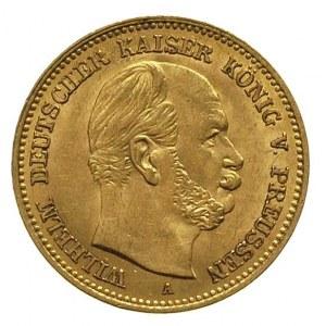 Wilhelm I 1861-1888, 5 marek 1877 / A, Berlin, Fr. 3825...
