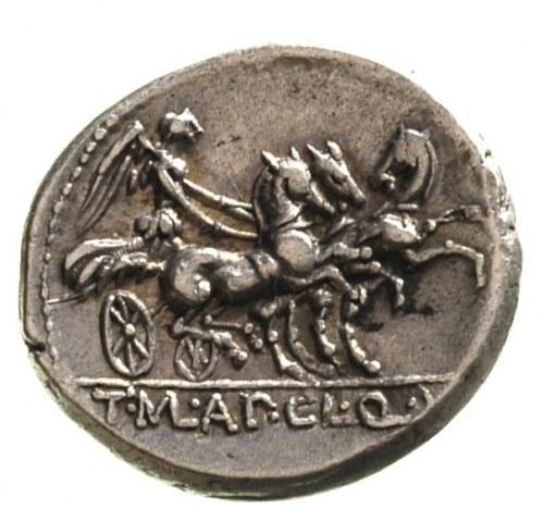 Ap. Claudius Pulcher, T. Mallius , Q. Urbinius 111/110 ...