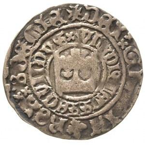 Władysław II Jagiellończyk 1471-1516, grosz praski, Kut...