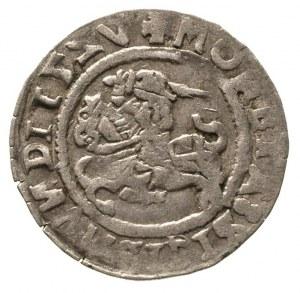 półgrosz 1527, Wilno, końcówka w dacie    V, Ivanauskas...