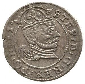 grosz 1582, Ryga, Gerbaszewski 1
