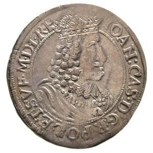 ort 1655, Toruń, T. 2, moneta wybita charakterystycznie...