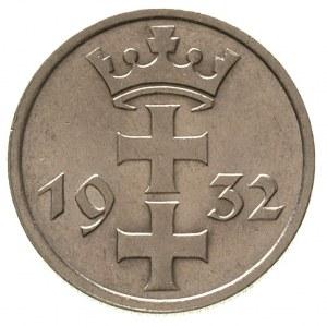 1 gulden 1932, Berlin, Parchimowicz 62, bardzo ładny