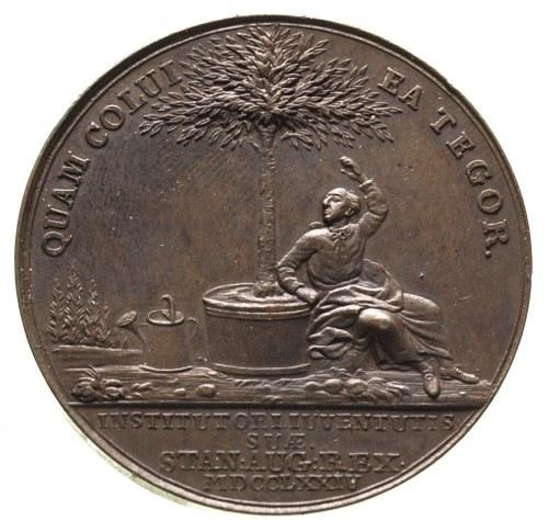 Antoni Portalupi - medal autorstwa J.F.Holzhaeussera, 1...