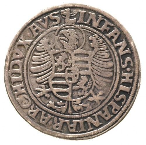 arcyksiążę Ferdynand I - 1521-1564, talar 1546, Joachim...