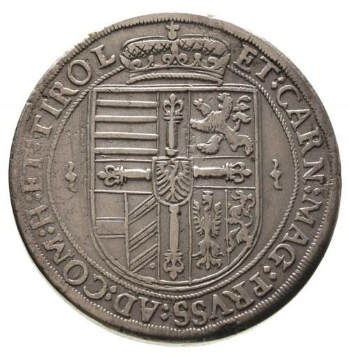 arcyksiążę Maksymilian 1612-1618, talar 1618, Hall, Dav...