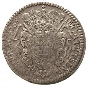 talar 1768, Dav. 1639, rzadki w tak ładnym stanie zacho...