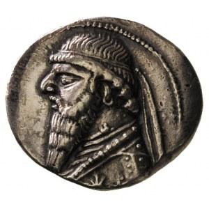 Mitradates II 124-87 pne, drachma, Ekbatana, Mitchiner ...