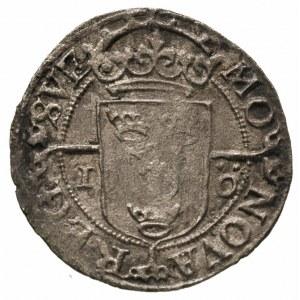 1 öre 1597, Sztokholm, Ahlström 17, patyna