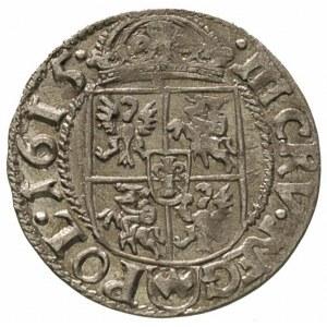 trzykrucierzówka 1615, Kraków