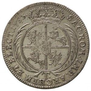 tymf 1753, Lipsk, Merseb. 1776