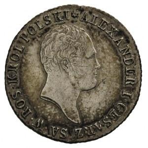 1 złoty 1818, Warszawa, Plage 62, Bitkin 832, drobne ry...