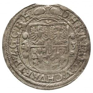 ort 1623, Królewiec, Neumann 10.101, mennicze wady bici...