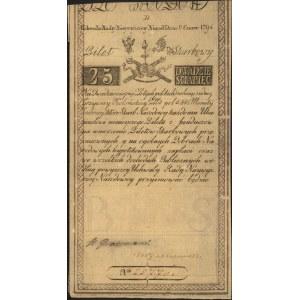 25 złotych 8.06.1794, seria D, Miłczak A3, Lucow 27 - n...