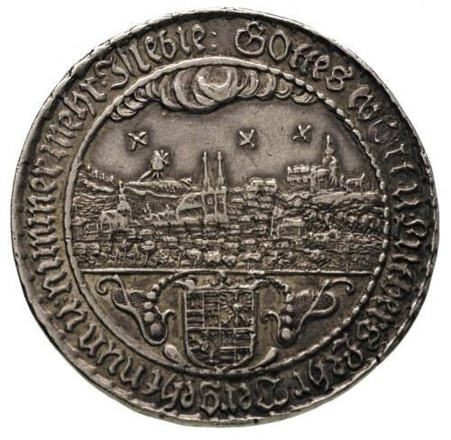 1 1/2 talara 1661, wybity na 100-lecie Konwencji Naumbu...