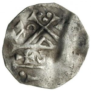 Bolesław Chrobry 992-1025, naśladownictwo polskie denar...