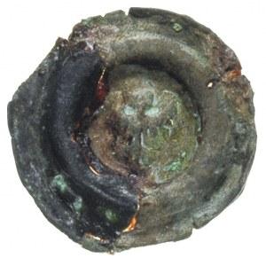brakteat; Orzeł, srebro 0.22 g, Neumann 1.i, Waschinski...