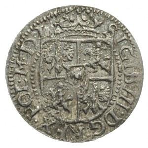grosz 1616, Ryga, Gerbaszewski 10 (podobny), T. 12, rza...