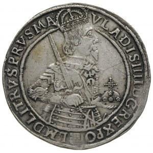 talar 1636, Bydgoszcz, srebro 28.54 g, Dav. 4326, T. 8,...