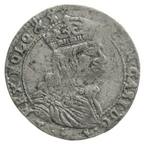 szóstak 1665, Wilno, Ivanauskas 7JK12.2, patyna