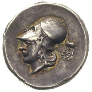 Akarnania, stater 350-300 pne, Anaktorium, Aw: Pegaz le...