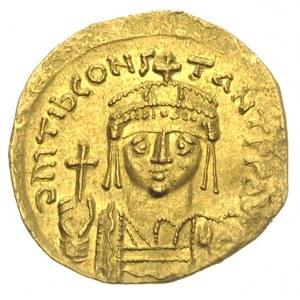Tyberiusz II Konstantyn 578-582, solidus 579-582, Konst...
