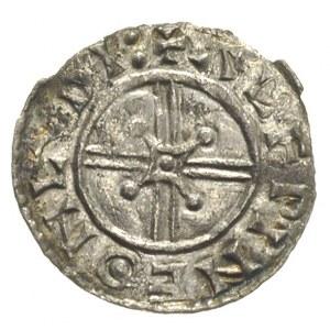 Harthaknut 1035-1042, denar typu quatrefoil ok. 1040-10...