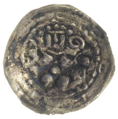 Mieszko III 1173-1202 lub synowie, brakteat herbajski, ...