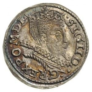 trojak 1601, Wschowa, litera F przy Orle, Iger W.01.1.b...
