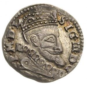 trojak 1601, Lublin, podobny Iger L.01.1 b, ale napis S...