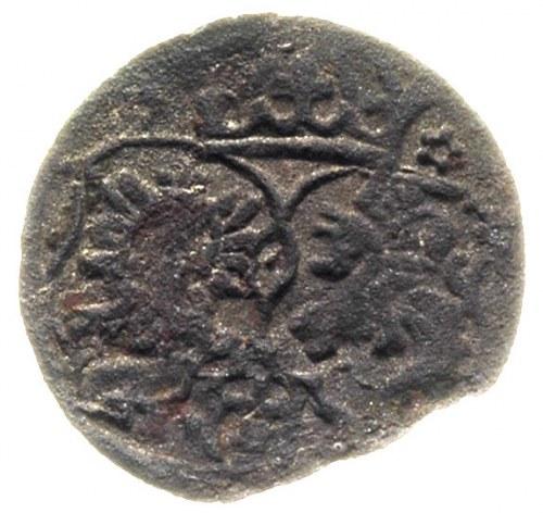 denar 1622, Kraków, bardzo rzadka odmiana z pełną datą,...